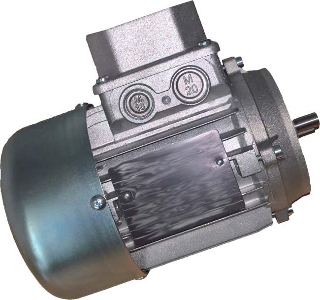 Drehstrom-Asynchron-Motoren