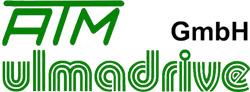 ATM ulmadrive Getriebe, Motoren und Hubzylinder Logo