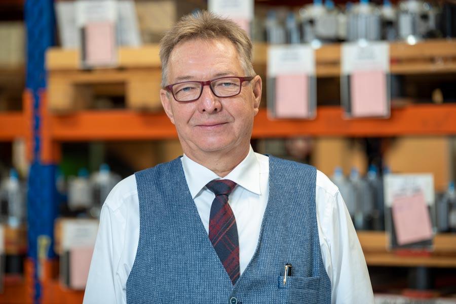 Herr Michael Maroldt